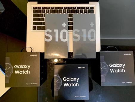 Wholesales Original Samsung Galaxy S10 Plus S10 S10E Unlocked Sealed
